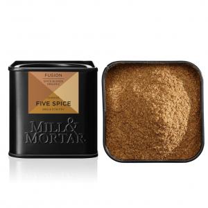 Five Spice, organic