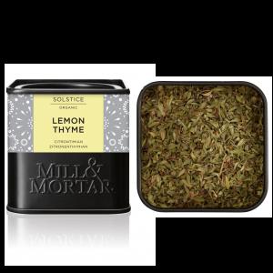 Lemon Thyme, chopped – Organic