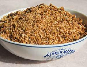 Almond Biscuits Crumbs
