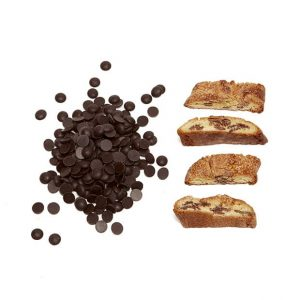 Biscuits with Dark Chocolate Chips