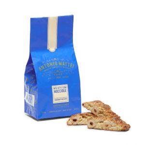 Hazelnut Biscuits
