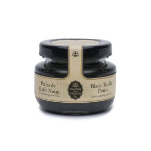 Black Truffle Pearls