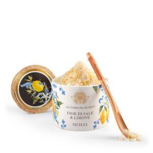 Fior di Sale & Limone Sicilia Salt