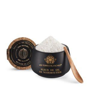 Fleur de Sel de Noirmoutierand Truffe Noire du Périgord Salt