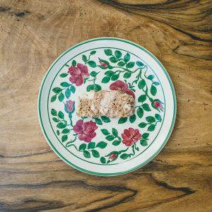 MAJESTÉ: The nobility of this pâté is its grace