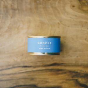 GÉNÈSE : The original pâté