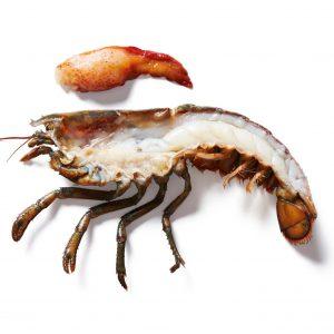 Half Lobster Large Split Quarters 591-680gr