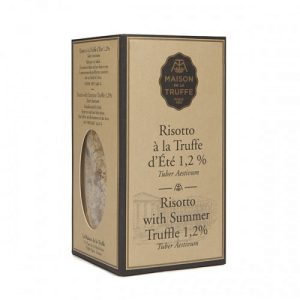 Risotto with Summer Truffle 1.2%