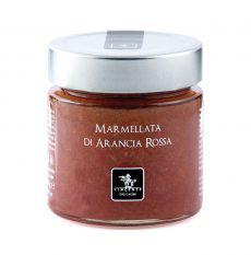 Handmade Sicilian blood orange marmalade