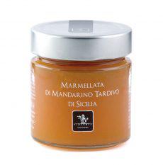 Handmade Sicilian tangerine marmalade