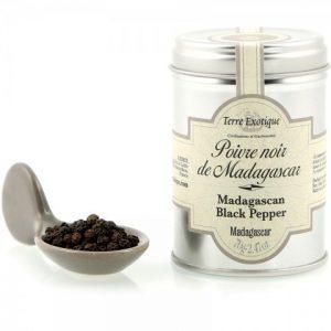 Black Madagascar pepper