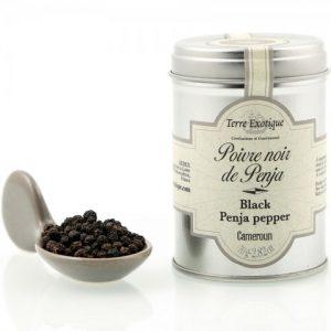 Black Penja pepper