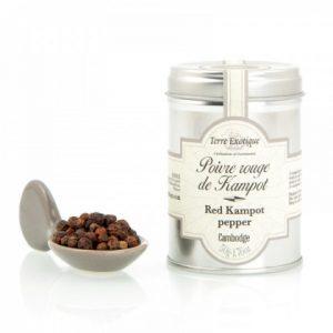 Red Kampot pepper