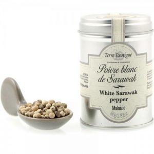 White Sarawak pepper