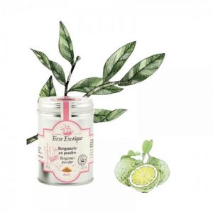 Organic bergamote powder