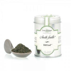 Organic chopped dill