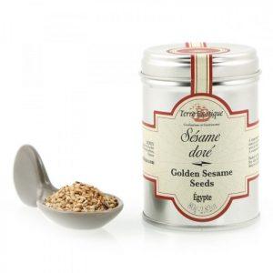 Golden sesame seed