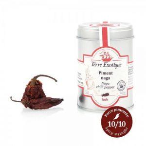 Naga Chilli pepper