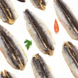 Cantabrian White Anchovies