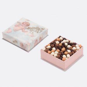 Crunchy Chocolate Pearls