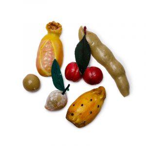 Martorana Fruits