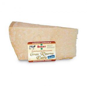Parmigiano Reggiano, Bonat aged 3 years