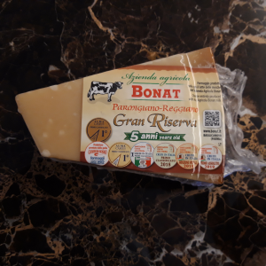 Parmigiano Reggiano, Bonat aged 5 years