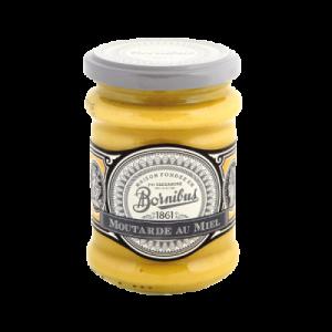 Mustard with honey