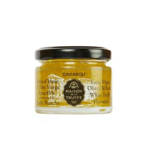 Extra Virgin Olive Oil Pearls White Truffle Flavoured