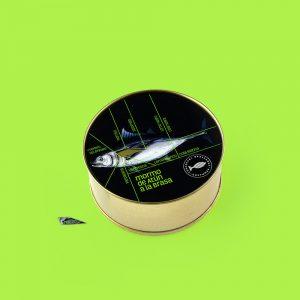 Chargrilled tuna shank