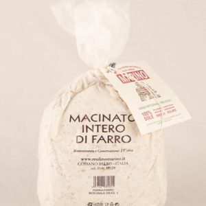 Organic Whole Spelled Flour  1kg