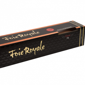 Foie royale duck 750 gr