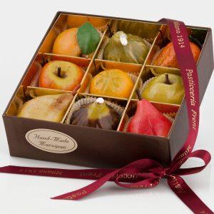 Marzipan Gift Box – 9 pieces