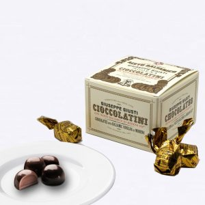 Chocolates With Balsamic Vinegar Of Modena