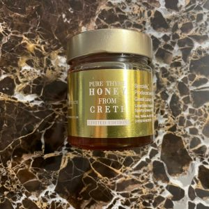 Pure Thyme Honey from Crete