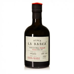 Smoked Olive Oil Bottle 250 ml