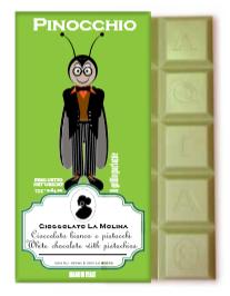 Pinocchio bars –  Grillo parlante