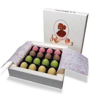 16 Little Chocolate Eggs