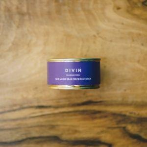 DIVIN: The pâté that gives you back the liver