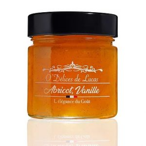 Abricot à la Vanille