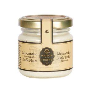 Black truffle mayonnaise