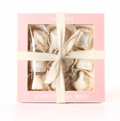 Rose Amaretti Box