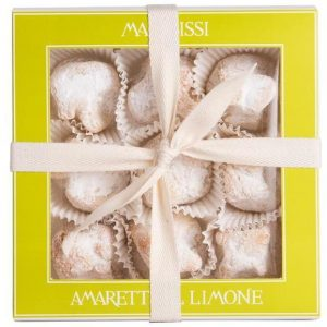 Lemon Amaretti Box