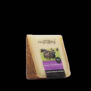 Semi matured buffalo cheese