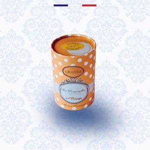 Les Demoiselles – Shortbread with candied oranges