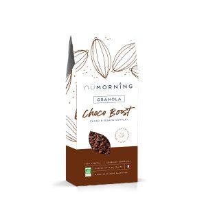 Choco Boost Granola