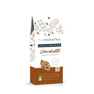 Chocohuete Muesly Protein