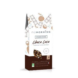 Choco Coco Porridge