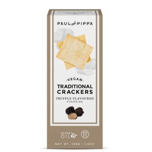 Vegan Crackers with Truffle