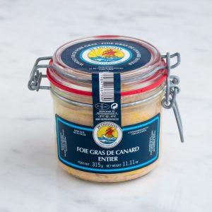 Whole Duck Foie Gras Jar